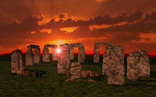 Stonehenge Stonehenge ir... Autors: janyx2 10 Skaistākās vietas Lielbritanijā