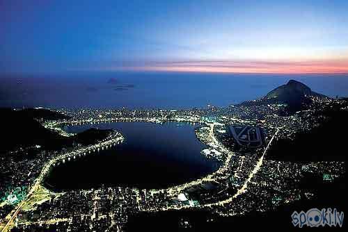 RiodeženeiroBrazīlija Autors: whateverusay 15 pasaules vietas,ko kādreiz vajadzētu aplūkot.