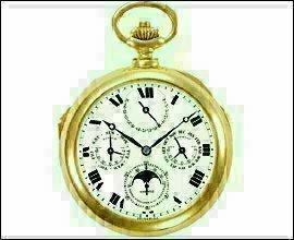 Dārgākais pulkstenis Šis... Autors: Ruffus Cik maksā pasaulē dārgākais?