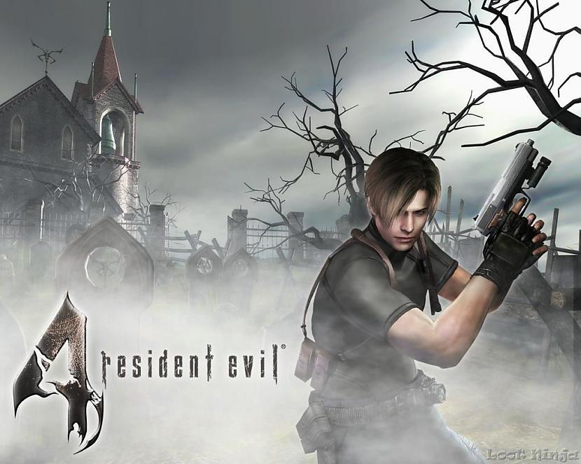 Resident evil 4Trešās personas... Autors: Nightmare123 Datorspēles
