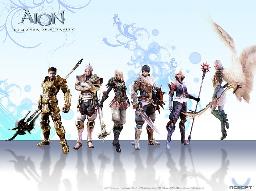 Aion  The tower of... Autors: Nightmare123 Datorspēles