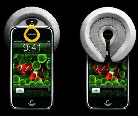 Tāds varētu izskatīties Iphone... Autors: wiesis iPhone Ausu Paliktnītis