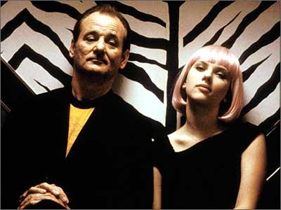 Bils Murejs un Skārleta... Autors: CoffeeBreak 10 romantiskākie ekrāna partneri