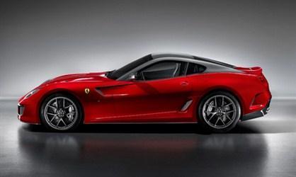 Ferrari 599 GTOTas ir ātrāks... Autors: frankbullitt Rijīgie V12!!!
