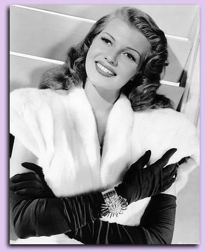 1940gadi Rita Hayworth... Autors: ninigo Sievietes `Sex Simboli`