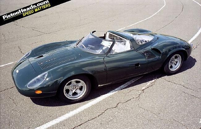 1966Jaguar XJ13 tikai... Autors: SalvadorsDali Jaguar attīstība