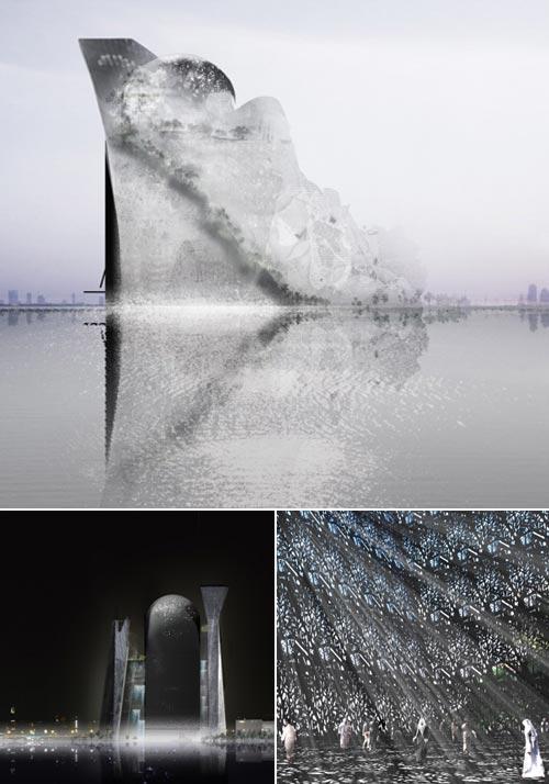 Dubajas Operas namsJean Nouvel... Autors: XereX Megaprojekti: Dubaja