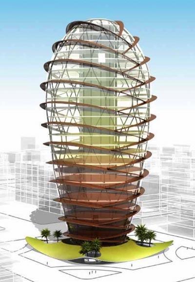 The Palm towerŠī torņa... Autors: XereX Megaprojekti: Dubaja