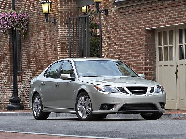 Nu jau jaunais Saab tiek... Autors: gashixx Saab 9-3