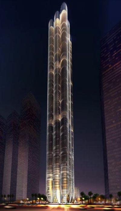 The Al Sharq Tower360 metrus... Autors: XereX Megaprojekti: Dubaja 2. daļa