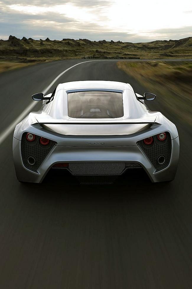 Pašreizējais modelis ir... Autors: apgazenis Zenvo st1