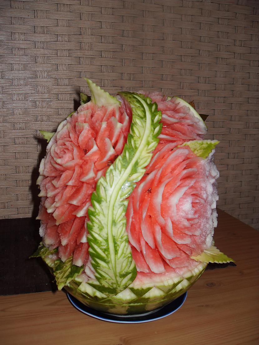 Autors: mousetrap Karvings uz arbūziem un ne tikai!