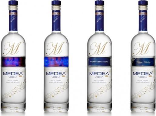 ceru ka patika Autors: reds Vodkas pudele ar vēstījumu