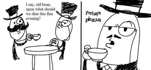perhaps pizzas Autors: dangy captcha`s komiksi.