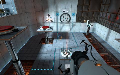 Viena no spēles istabām... Autors: OGkush Portal