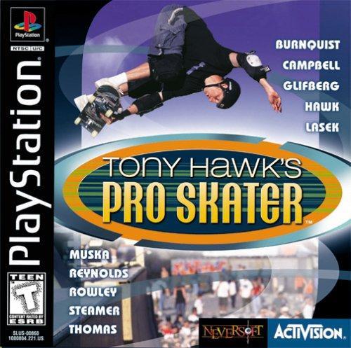 Izlaišanas gads  1999 ... Autors: galdinsh Tony Hawk series covers