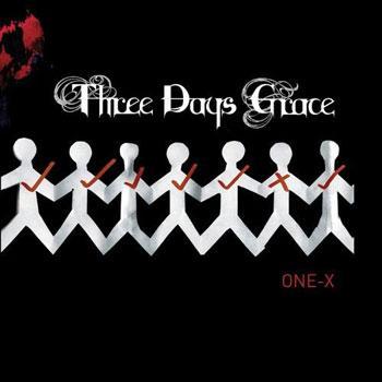 quotOneXquot kovers Autors: Ziich 3DG - Three Days Grace (Rock)