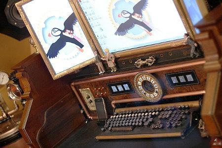 Steampunk viktorijas laiku... Autors: Elx666 Steampunk - pirmā daļa
