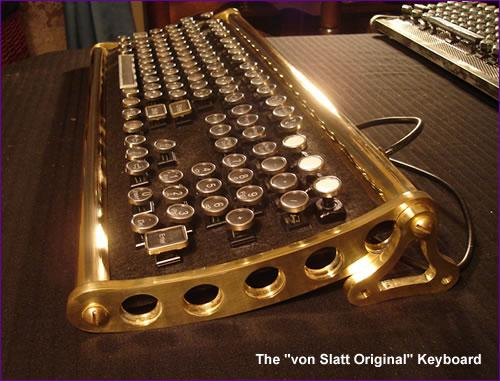 The von Slatt Original Autors: Elx666 Steampunk - pirmā daļa
