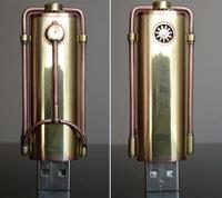 USB Flash Autors: Elx666 Steampunk - pirmā daļa
