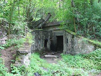 Leģenda par tuneli līdz... Autors: reds Ceļojums uz Hitlera pazemes cietoksni