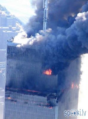 Autors: Splinters45 ASV 2001.gada 11. septebra šokējošais terroristu uzbrukum