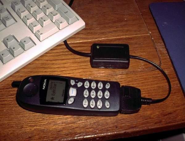 Nokia 5110 Pēc izmēriem tik... Autors: exe TELEnostaļģija2.
