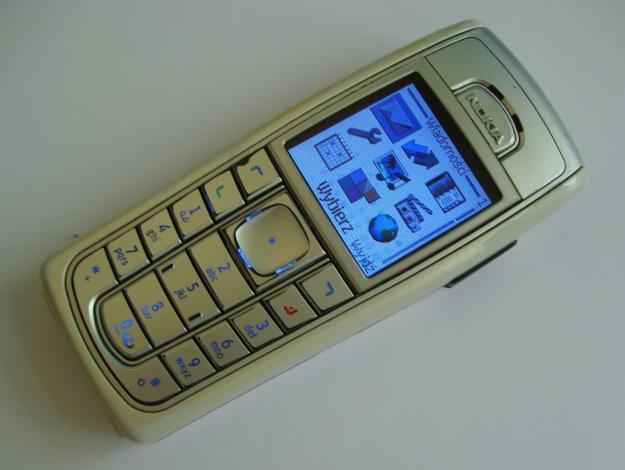 Nokia 6230i Pēc astotās klases... Autors: exe TELEnostaļģija3.