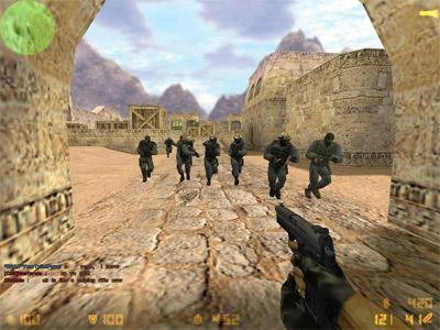 CS jeb Counter Strike 1X Nu tā... Autors: TheMephestopheles Immortal PC games. Ar zemām sistēmas prasībām.