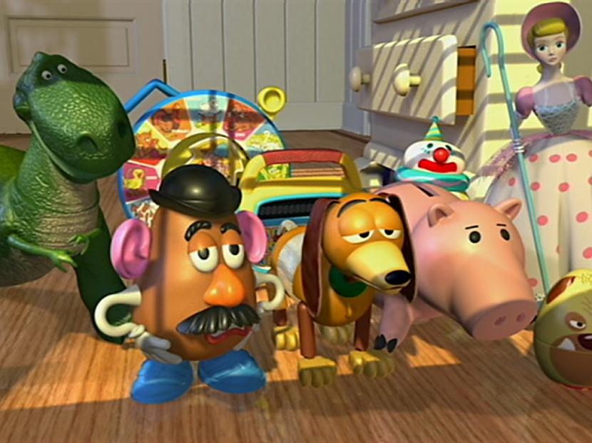 10 Toy story kopējie ieņēmumi... Autors: Scat 10 Finansiāli veiksmīgākās filmu sērijas