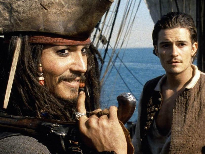 6 Pirates of the Caribbean... Autors: Scat 10 Finansiāli veiksmīgākās filmu sērijas