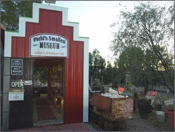 Mazākais muzejs pasaulē... Autors: PRESS Pasaules mazākās...