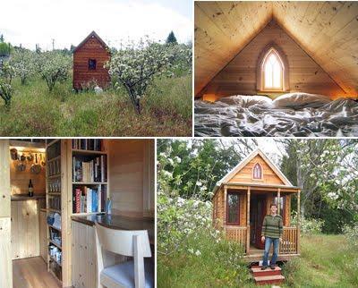 Mazākā māja pasaulē nespēšu... Autors: PRESS Pasaules mazākās...