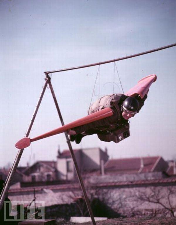 """1955 Putncilvēka kostīms... Autors: Lavruhins Reiz tas bija """"ūnikums""""...3"""