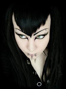 Gotiskā estētika ir ļoti... Autors: zabax11 Goti un Gotisms!