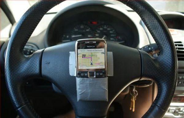 GPS nedarbojas Nekādu problēmu Autors: Naglene Praktiskais latvietis?