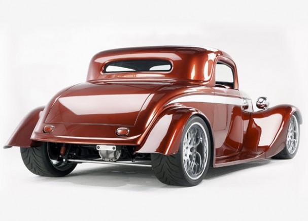 Autors: Fosilija FFR '33 Ford Hot Rod