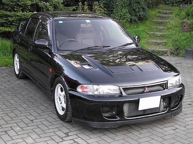 Mitsubishi Lancer Evolution 2 ... Autors: AEROlv Mitsubishi Lancer Evolution