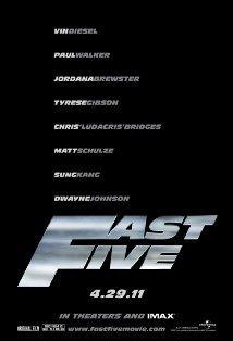 FAST FIVE Šī ir piektā daļa... Autors: Nagla11 Filmas 2011
