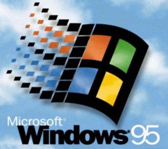 Windows 95Melodiju kas spēlē... Autors: ElWeeD Neliela informācija par superbrendu nosaukumiem