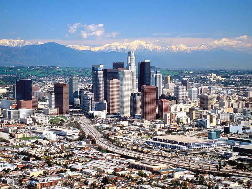 gt 5 vieta Losandželosa 54... Autors: Fosilija Top 5 ASV ar teroristu uzbrukumiem bagātākās pilsētas