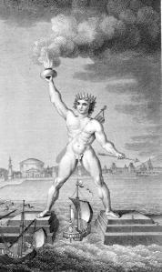 6 Rodas kolossSeno grieķu... Autors: lacukstedy 7 pasaules brīnumi