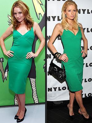 Becki Newton vs Paris Hilton Autors: GraceGirl Kā divas ūdenslāses...