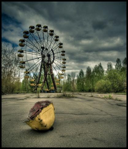 Prypiat Ukraine Nuclear Spoku... Autors: snakey93 Spoku pilsētas (?)