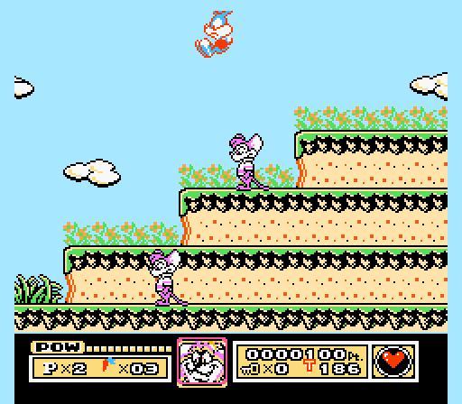 8 Tiny Toon Izdevējs Konami... Autors: kkristiii Top Nintendo Entertainment System spēles