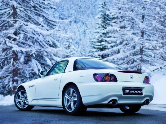 Autors: Speed Ar speciālu versiju atzīmē Honda S2000 ražošanas izbeigšanu