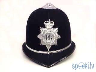 West Midlands UK Police Helmet Autors: Kadets Lielbritānijas policisti pazaudējuši īpašumus