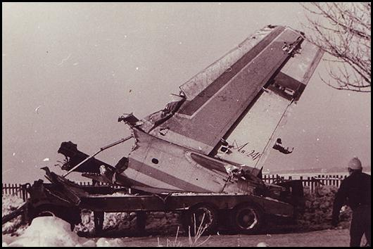 Lielākā aviokatastrofa... Autors: artuu Gadsimta katastrofas Latvijā.