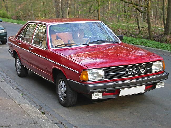 Audi 100 c2 1976  1984Audi 100... Autors: bushy AUDI 100  ... c1 , c2 ,c3  un arii c4