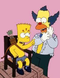 Bart and Me  Autors: Klauns Krastijs Klauns Krastijs.